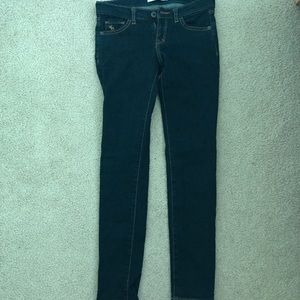 Abercrombie Kids Dark Blue Jeans